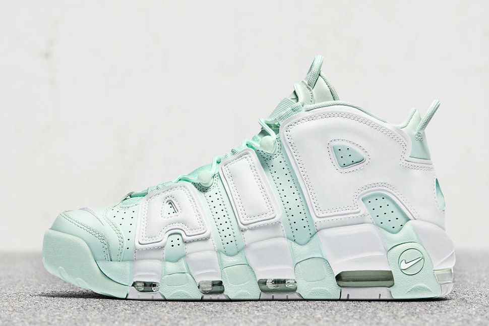 Nike Air More Uptempo to Release in Mint Green - EU Kicks: Sneaker Magazine