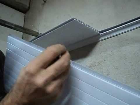 b2fd2620a0da Forro PVC Instalar Longe do Teto com Metalon Etc - Outras Artes do Leão -  Final 3/3