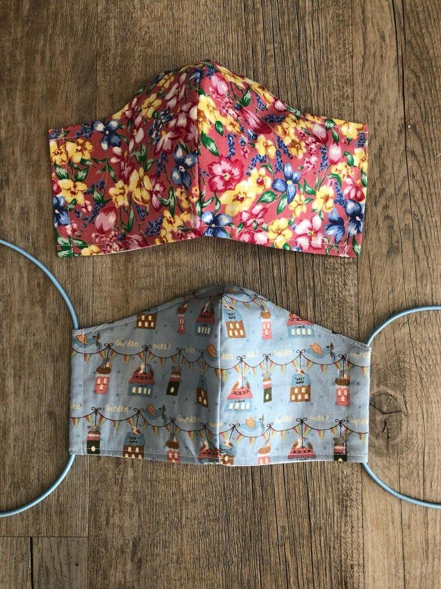 Photo of Atemschutzmaske nähen: kostenlose Anleitung zum Mundschutz nähen + Schnittmuster » Textilsucht®
