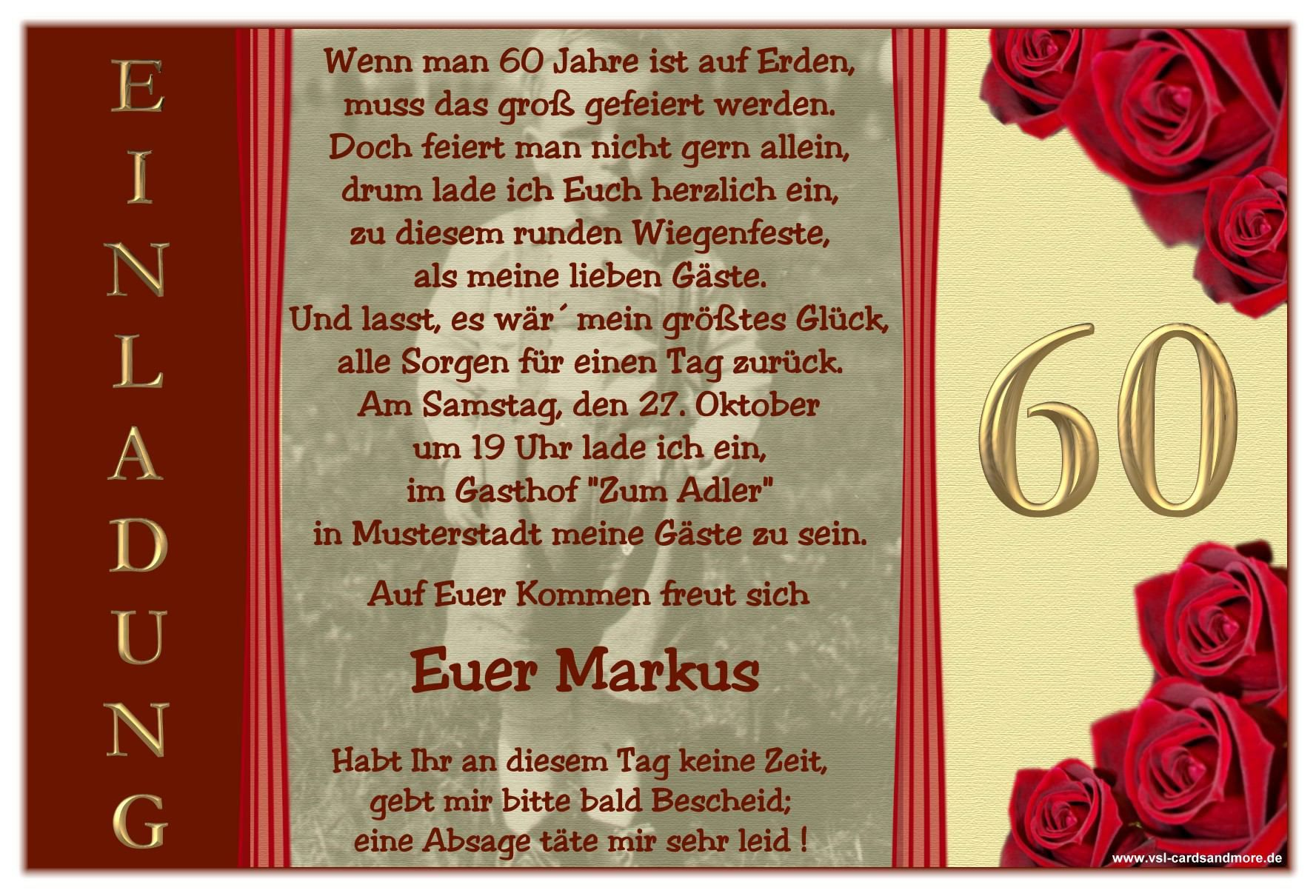 Texte Fur Geburtstagseinladungen Zum 70 Geburtstag In 2020 With