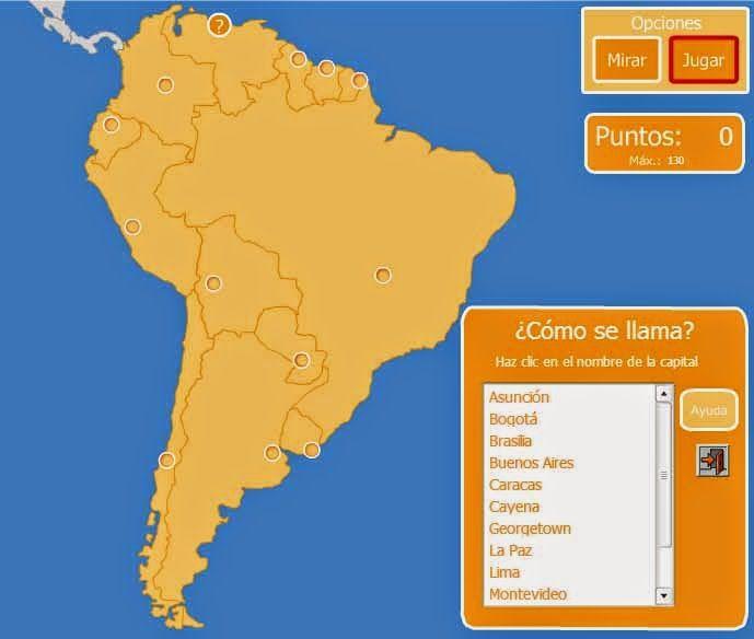 Descargar gratis Mapas Flash Interactivos Juegos didcticos para