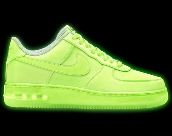 online retailer better sports shoes NIKEiD Air Force 1 iD Glow in the Dark Design Options | Nike ...