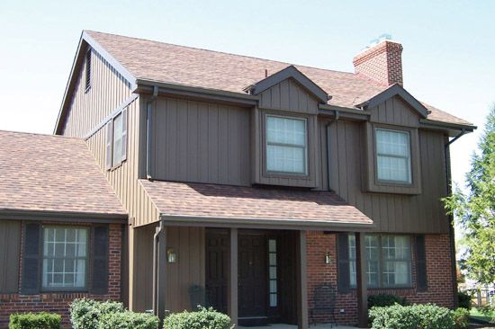 Here S Brick With Board And Batten Exterior Home Ideas