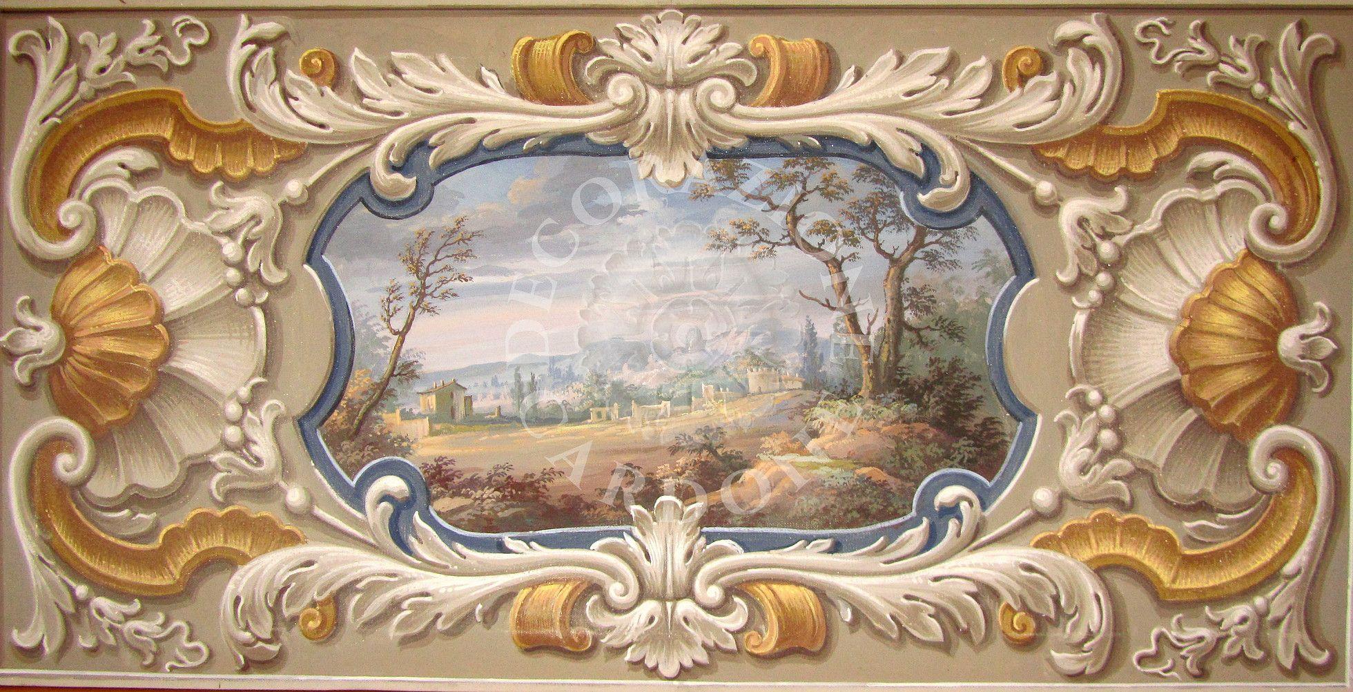 PANNELLI DECORATIVI | Decorazioni, Pitture murali ...