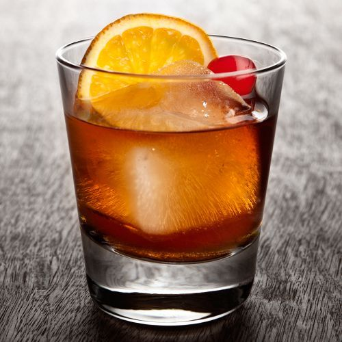 Original old fashioned cocktail 10