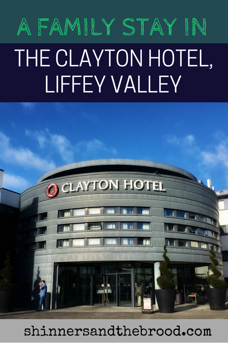 We Recently Enjoyed A Night In The Clayton Hotel Liffey