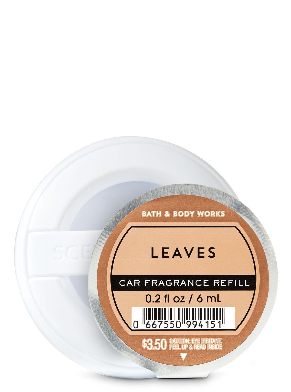 Leaves Car Fragrance Refill Car Fragrance Fragrance Bath And