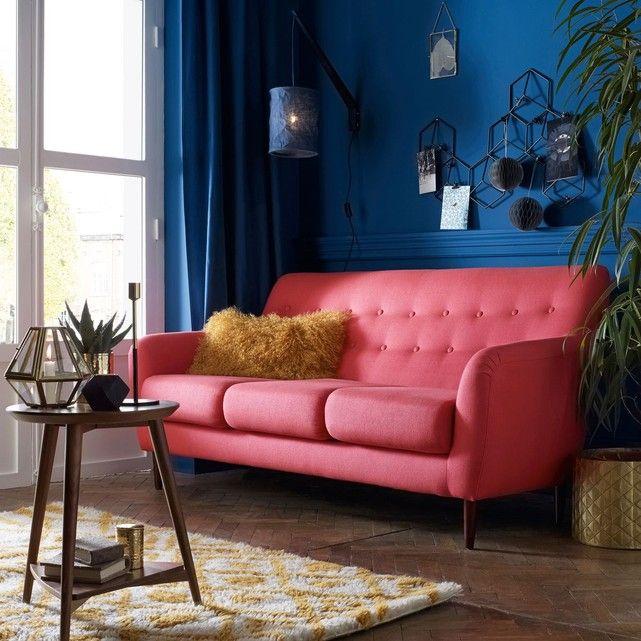canapé vintage 3 places watford la redoute interieurs