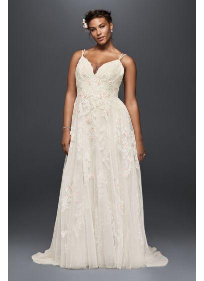 Plus Size Wedding Dress Dinner