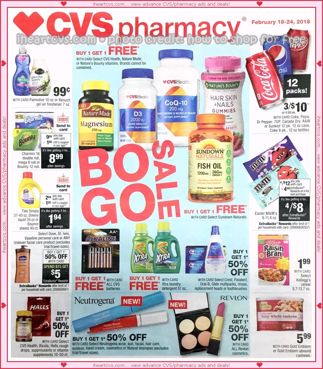 02 18 02 24 Cvs Flyer Weekly Ads