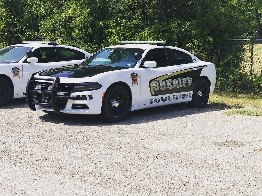 Dallas County (TX) Sheriff # 212 Dodge Charger   Police