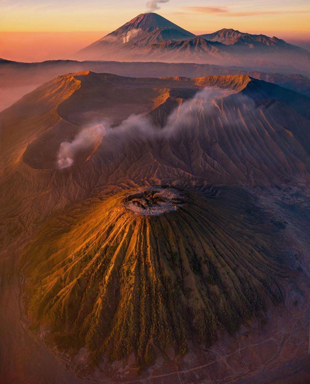 "EarthPix 🌎 on Instagram ""Mount Bromo East Java Indonesia"