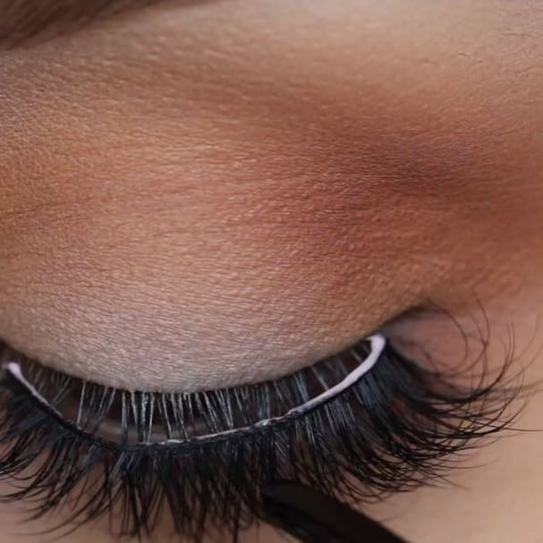 Hello Loves Here Is A How To Apply Lashesvideo On My Model