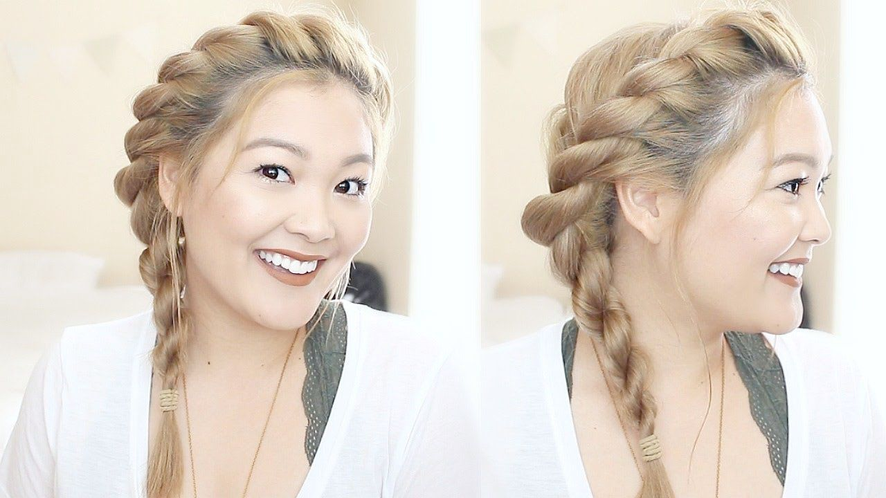 Hair Salon By Me Hair Extensions How To About Haircut East Village Plus H Twist Braid Hairstyles Braided Hairstyles Tutorials Rope Braided Hairstyle