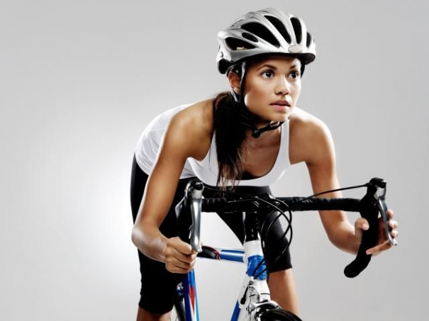 The cycling workout that burns 500 calories in 45 minutes #cycling #cycling #fitness