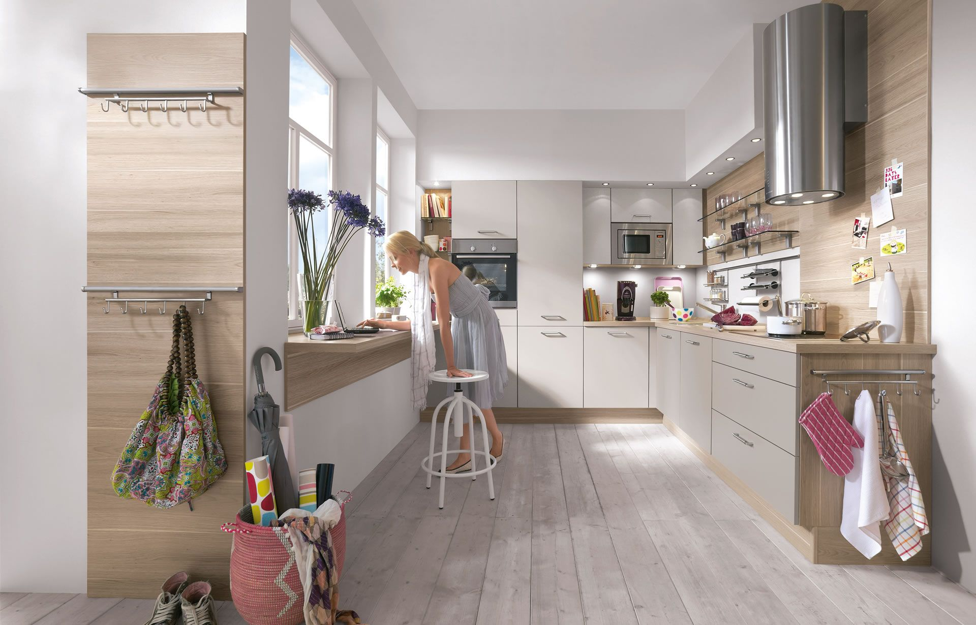 Nobilia Küchen   Kitchens   Nobilia | Produkte | Helle Farben