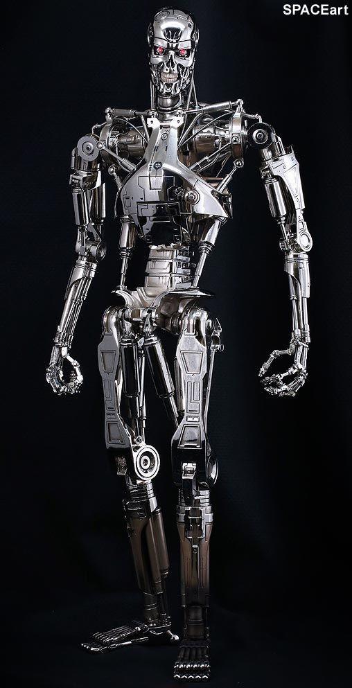 Terminator T 800 Endoskelett Giant Endoskelett Giant Robot T800 Terminator Terminator Terminator Tattoo Terminator Movies