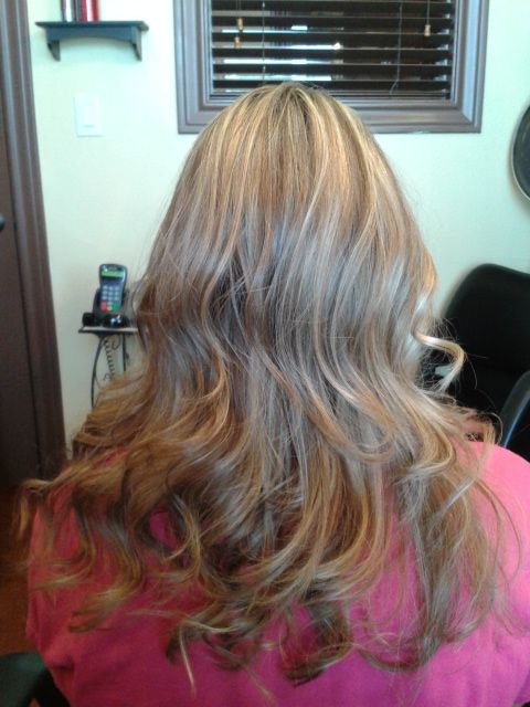 One Color Highlights Sunglitz Highlighted In For A