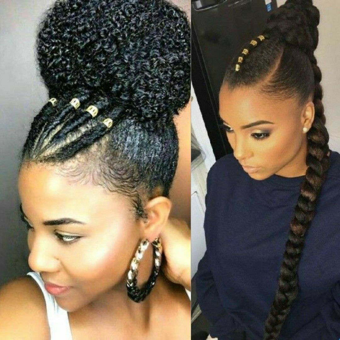 Trendy Ways To Rock African Braid Hairstyles African Hair Braid Styles African Braids Hairstyles Latest Braided Hairstyles African Hairstyles