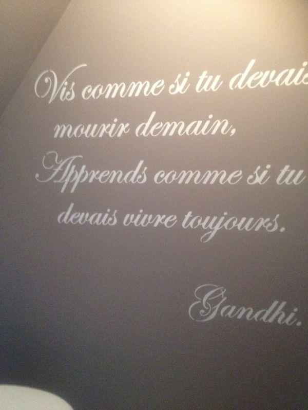 The Way Of Life Le Court De La Vie Français Citation