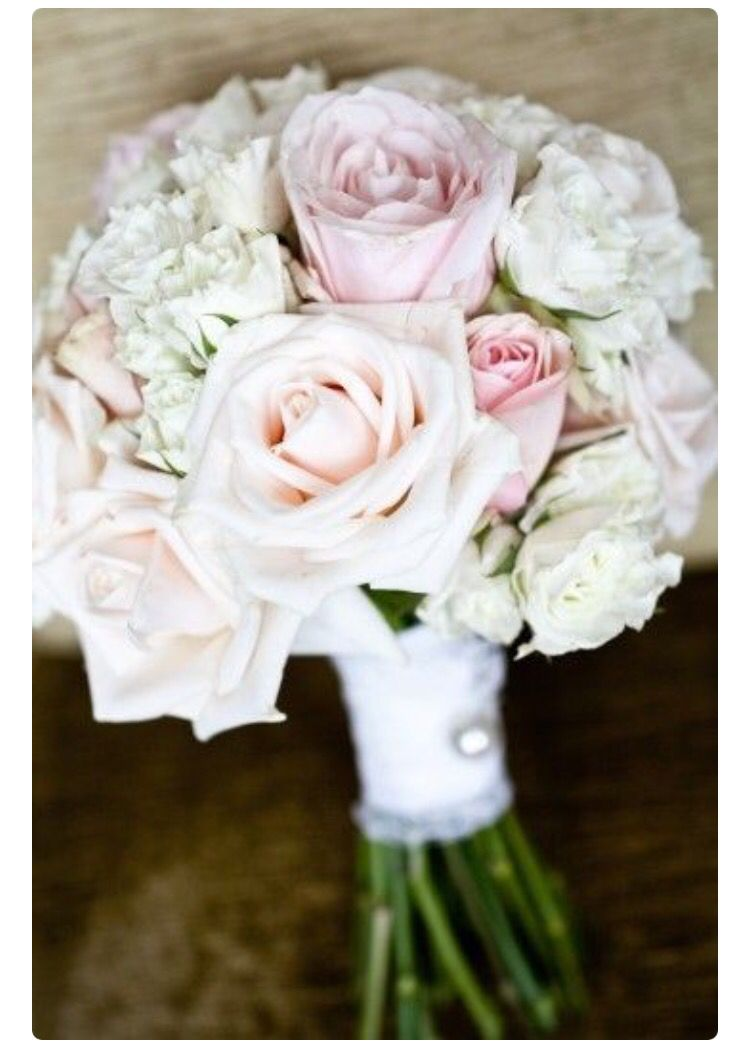 Small bouquet roses (use peach instead)