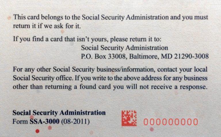 Social Security Card Template Word Jelata Regarding Social Security Card Template Psd Birth Certificate Template Social Security Card Certificate Templates