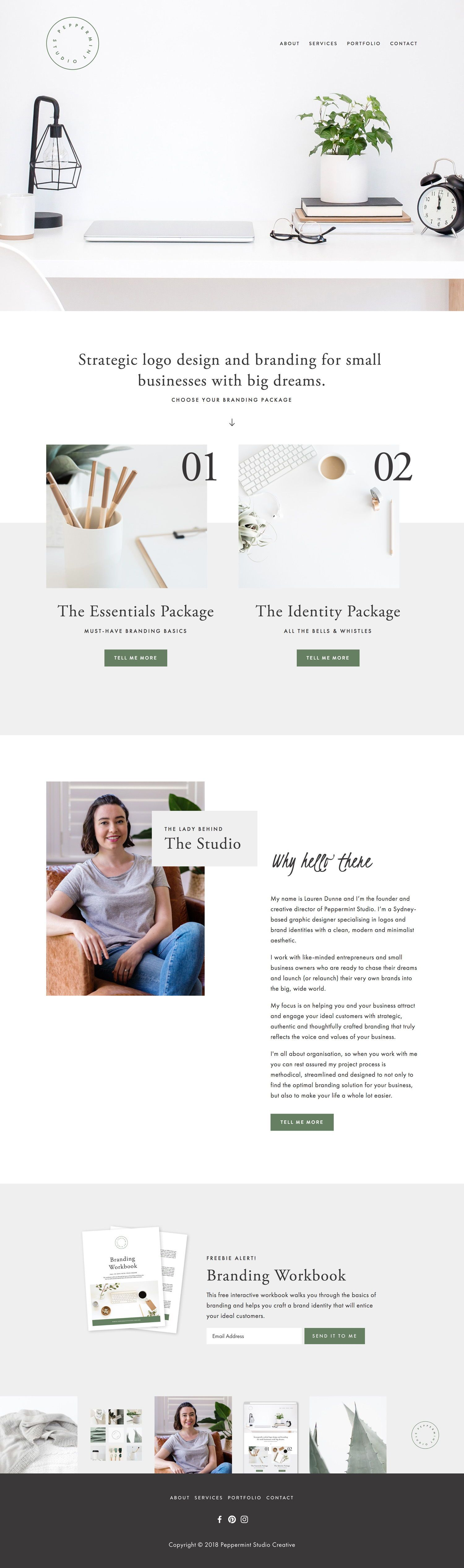 Lady Nomad Squarespace Kit Station Seven Squarespace Templates Wordpress Themes And Free Resources For Creative Entrepreneurs Web Design Projects Website Design Inspiration Web Design