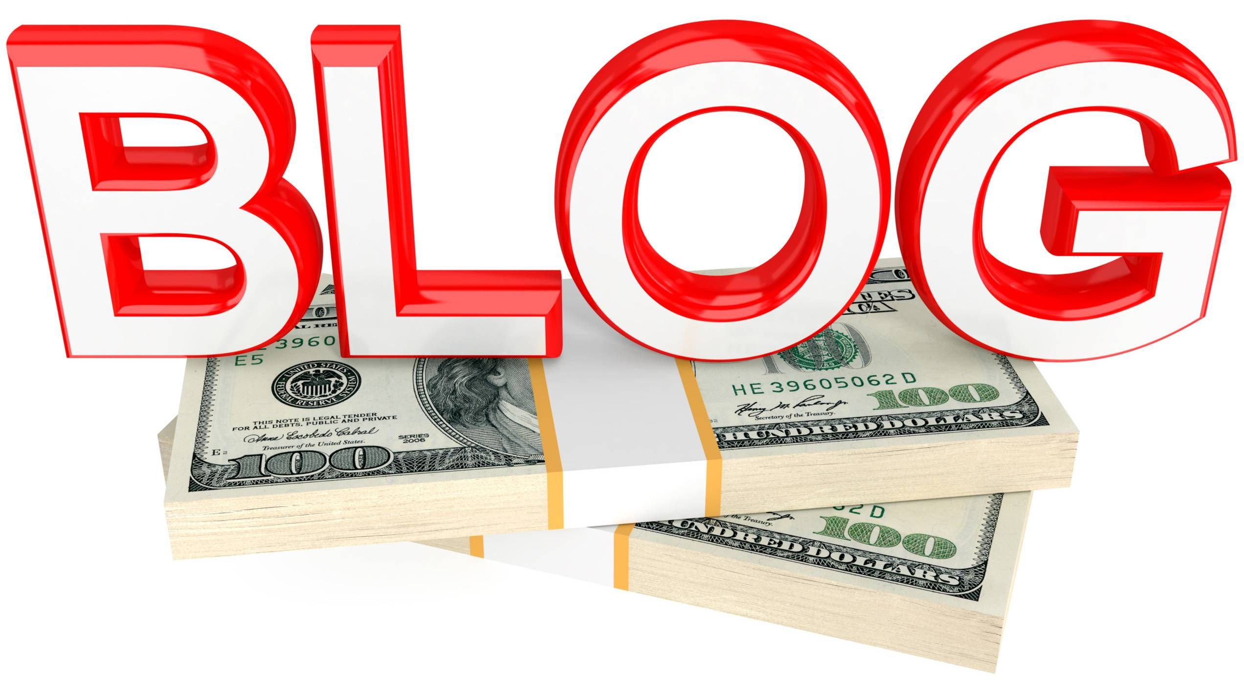building traffic from blogging