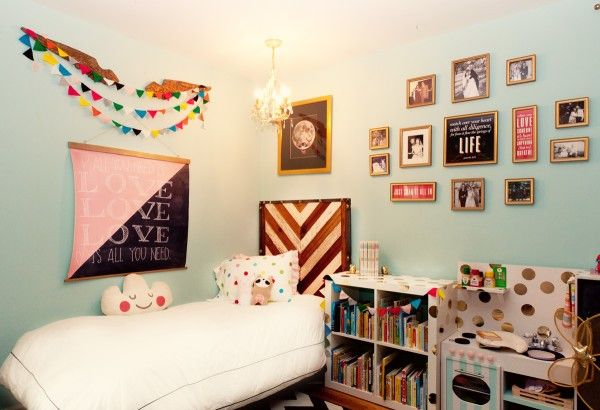 Handmade Savvy Sunday Girl Room Inspiration