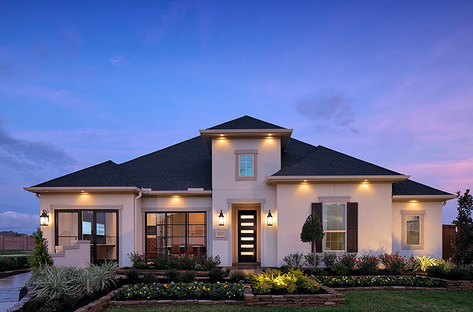 The loralai is a luxurious toll brothers home design