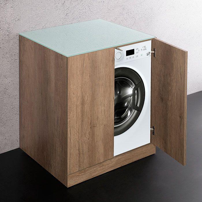 Mobile porta lavatrice Unika 70x60 nel 2020 Arredamento