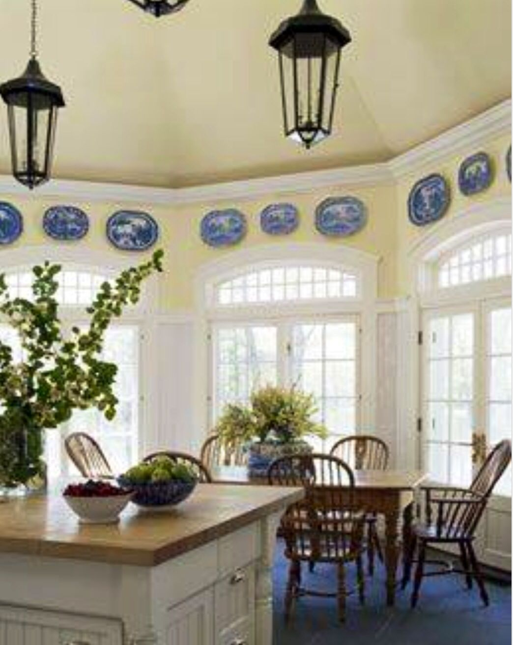 Blue and white ideas for the house pinterest for Decoraciones para casas