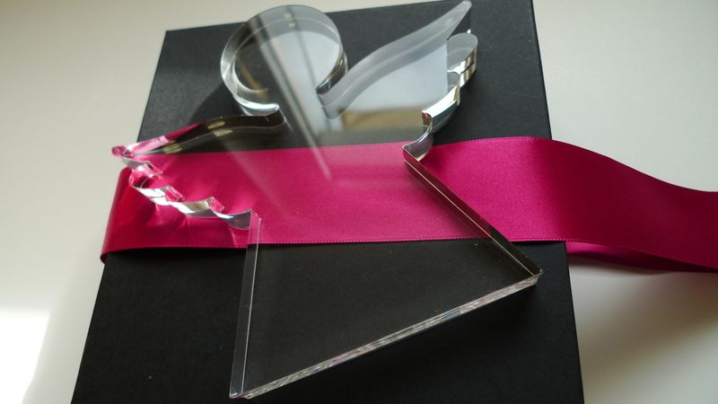 Schutzengel ✿ Glücksbringer von PAULSBECK Buchstaben, Dekoration & Geschenke auf DaWanda.com