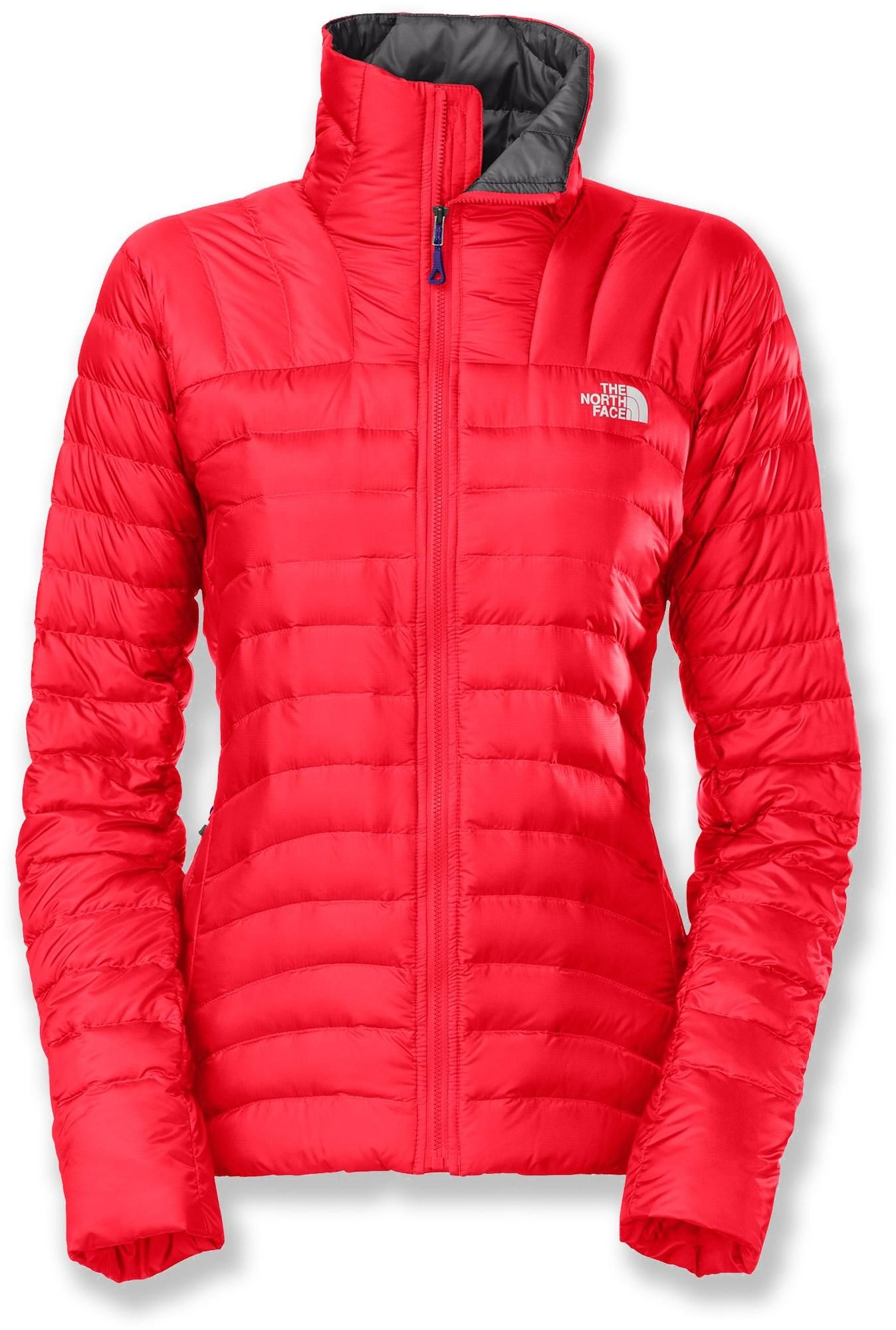 The North Face Thunder Micro Jacket Women S Rei Co Op Jackets For Women North Face Women Jackets