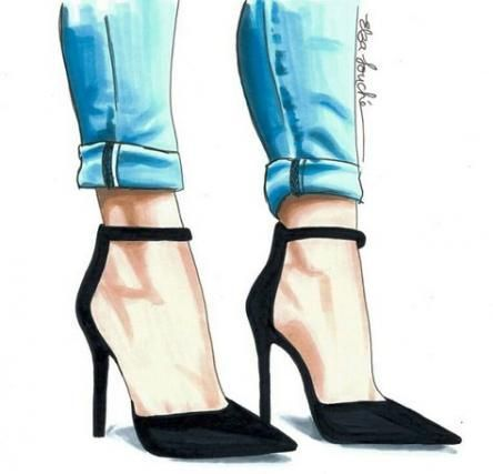 Photo of Trendy fashion outlines jeans 17 ideas – #