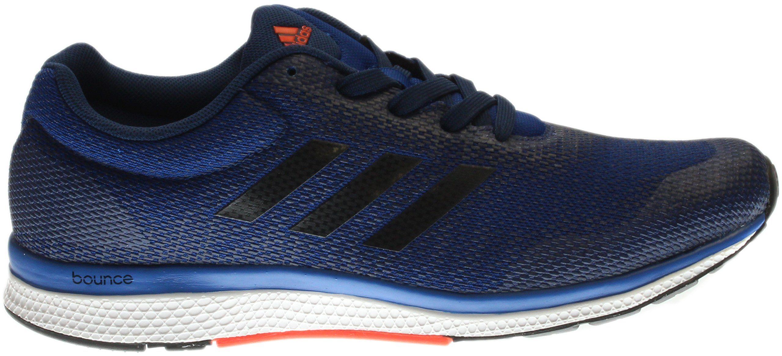 e72d168b7 adidas Performance Mens Mana Bounce 2 m Aramis Running Shoe Collegiate  Royal Black Energy