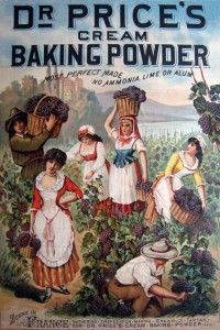 Dr. Prices Baking Powder poster email