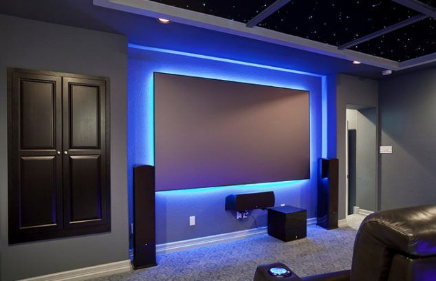 I Would Like To Explain To You What Is Led And Which Are Benefits Of Using Led In The House Marvelous Home Cinema Room Home Theater Seating Home Theater Rooms