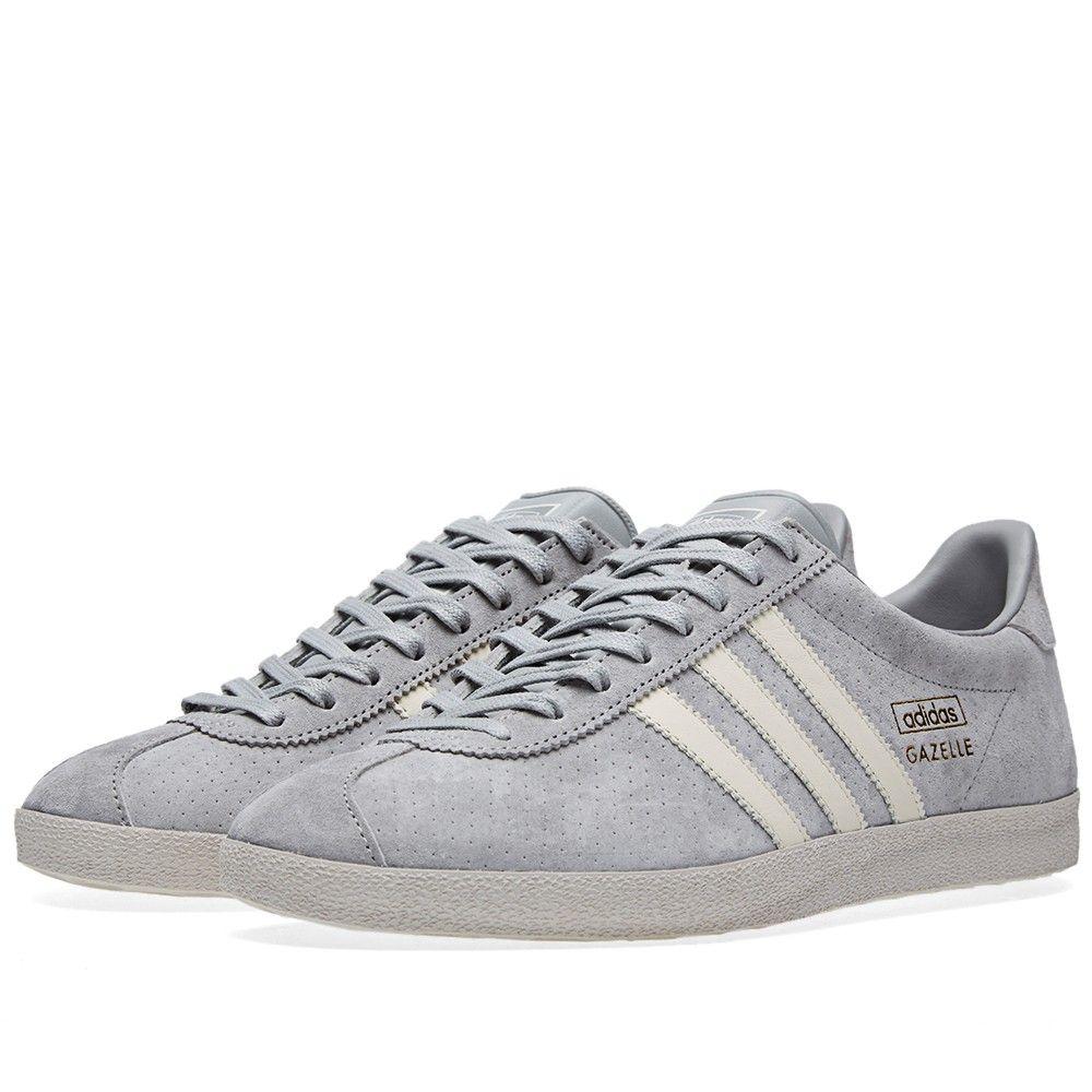 adidas grey gazelle