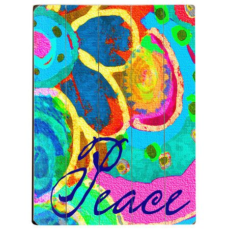 Peace Wall Décor | A little of this A little of that ...