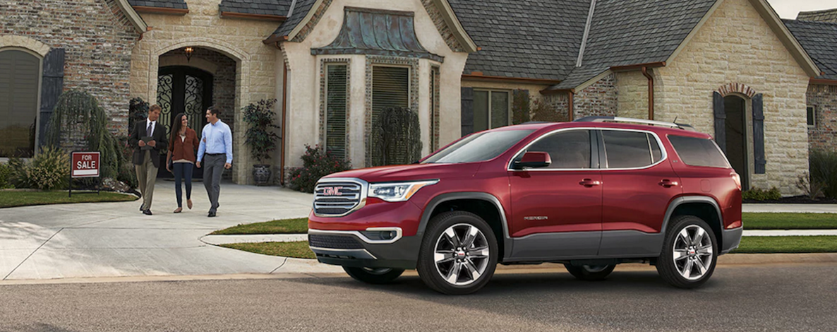 Why Buy A Pre Owned Gmc Acadia Suv In Arlington Heights Illinois