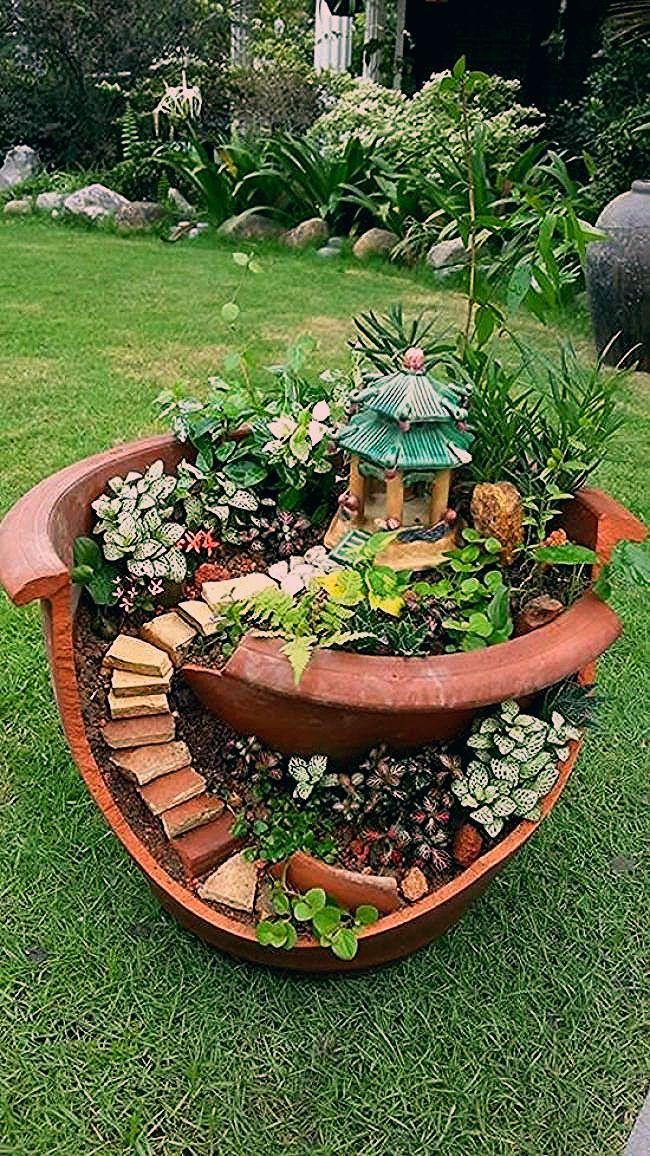 Garden Decorations Diy