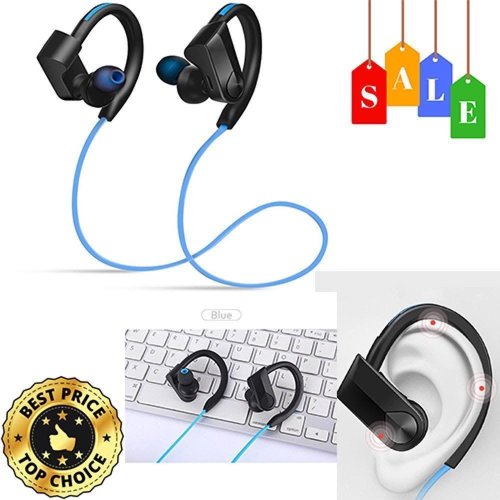 Comfort Wireless Bluetooth Headphones Multipoint Sports