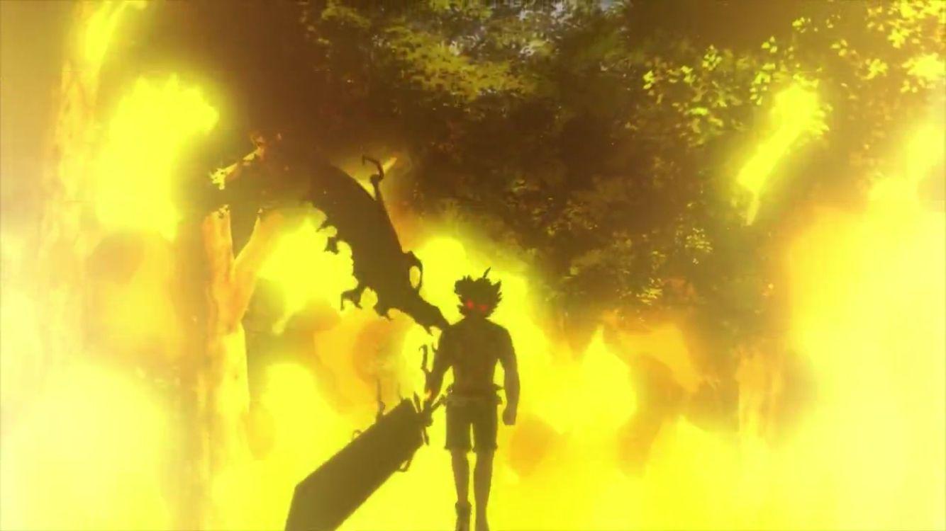 Black Clover Episode 63 Fond Ecran Manga Fond Ecran Manga