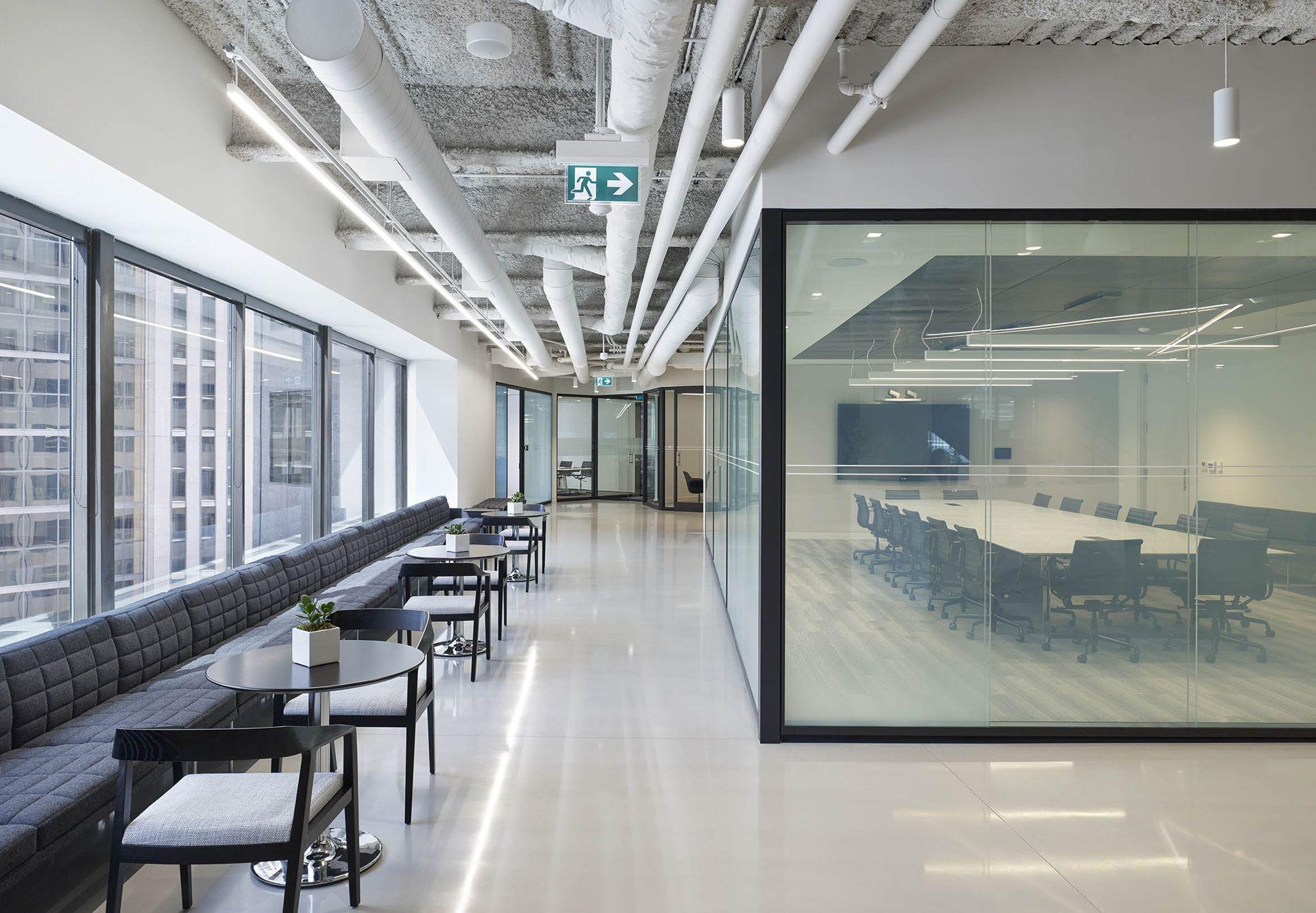 Arido Award Winner 2017 Cbre Toronto Headquarters Interior