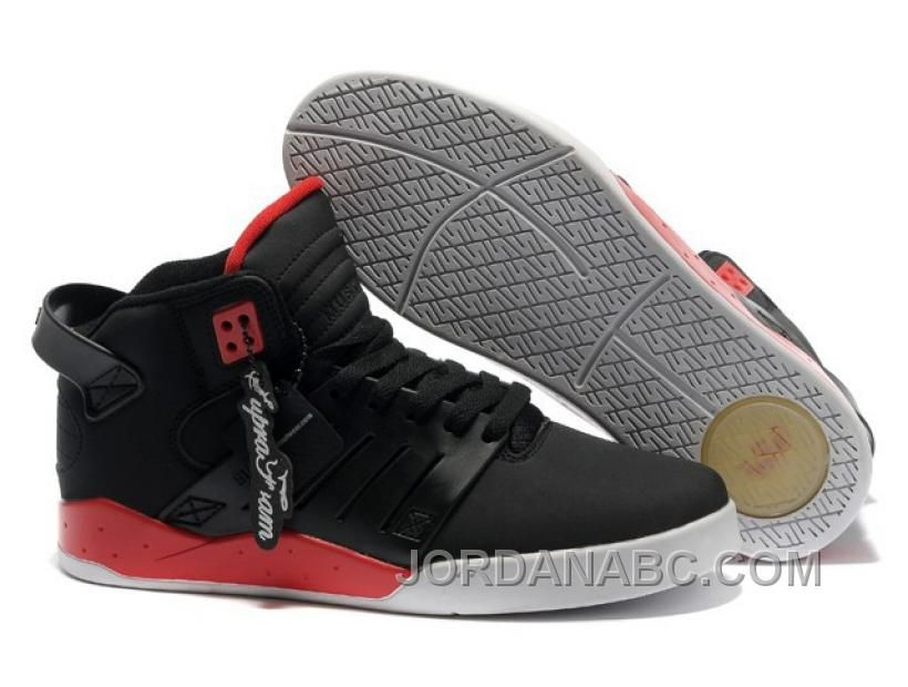 c26c2cffab14 http   www.jordanabc.com supra-skytop-iii-canvas-mens-black-red-white-for-sale.html  SUPRA SKYTOP III CANVAS MENS BLACK RED WHITE FOR SALE Only  82.00 ...