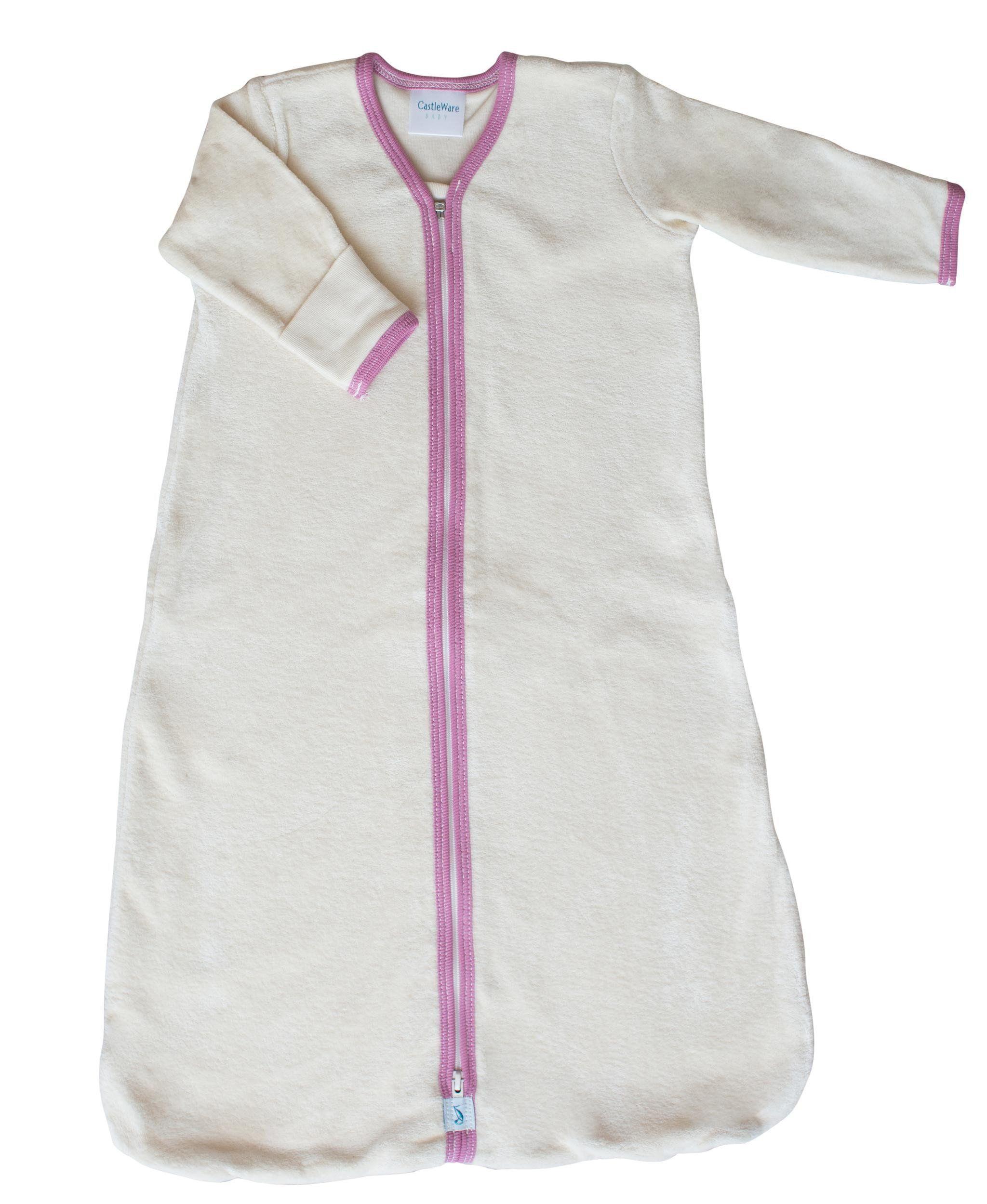 Babies · Long Sleeve Velour Sleeper Bag  babywearableblanket 97149843c