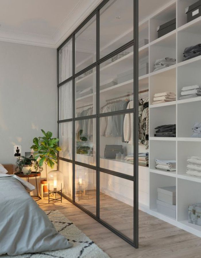 Incredible Small Walk In Closet Ideas Makeovers Did Not You Like This Walk In Closet Idea Find More W Scandinavian Design Bedroom Bedroom Wall Designs Home