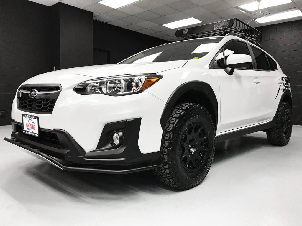 2018 crosstrek gary lang subaru subaru models lift kits and roof rack. Black Bedroom Furniture Sets. Home Design Ideas