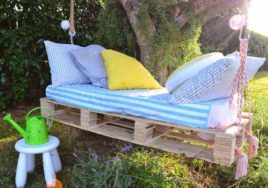 Creazioni #faidate: idee per il giardino da pinterest #arredare ...